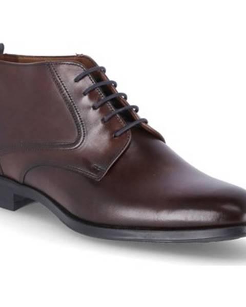 Hnedé topánky Lloyd