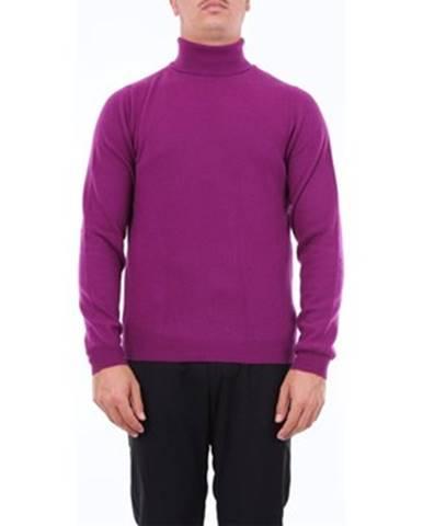 Fialový sveter Heritage
