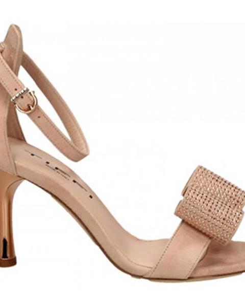 Ružové sandále Tiffi