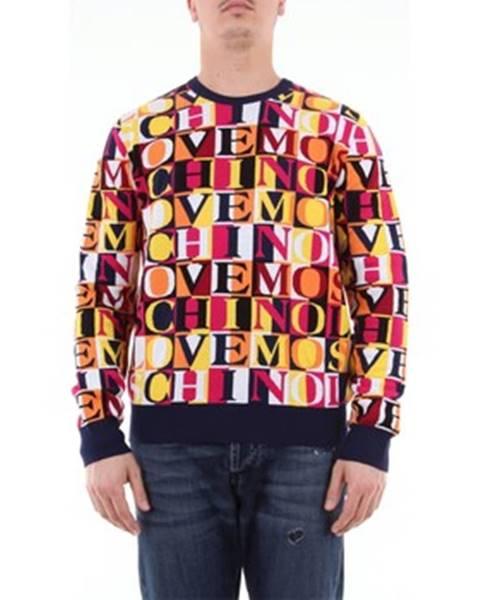 Viacfarebné tričko Love Moschino