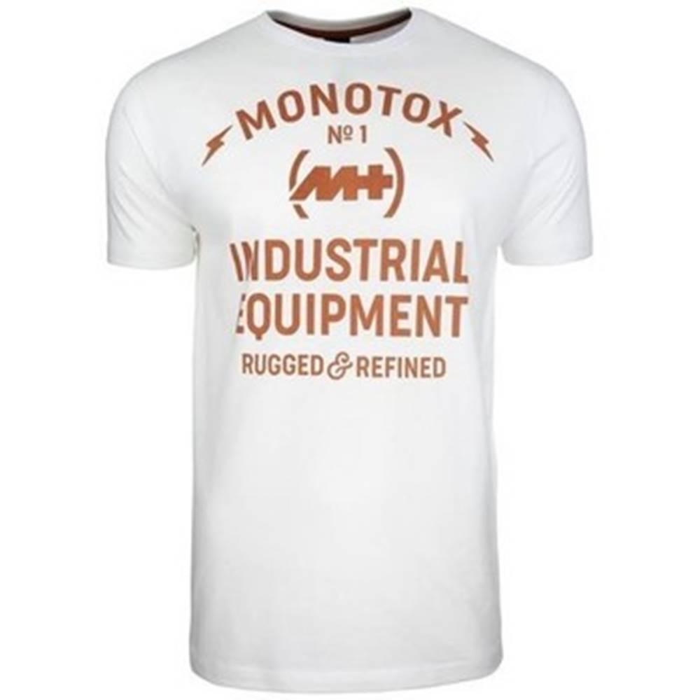 Monotox Tričká s krátkym rukávom  Industrial