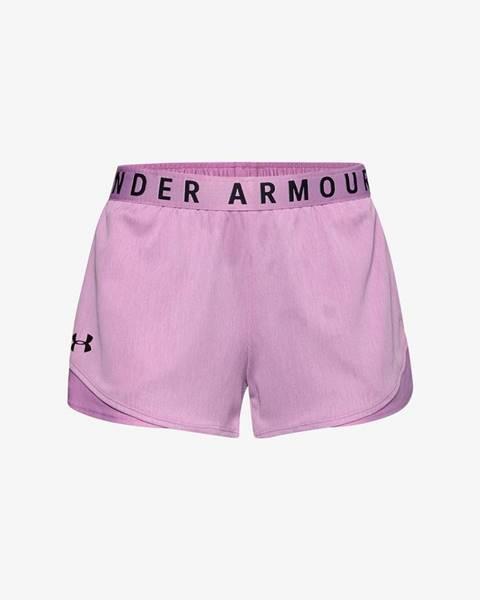 Ružové šortky Under Armour