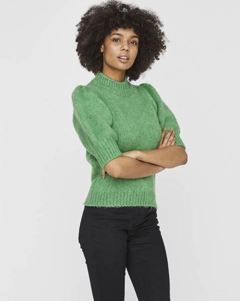 Zelená mikina Vero Moda