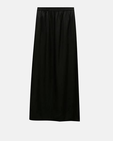 Čierna sukňa .object