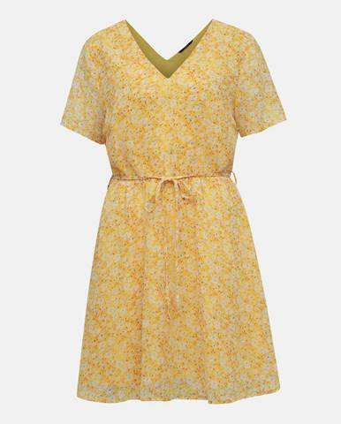 Žlté šaty Only