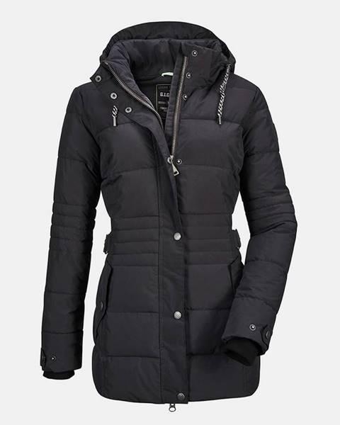 Čierna bunda killtec