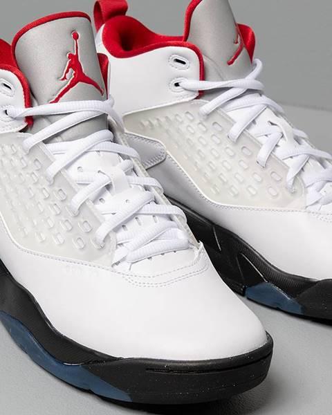 Biele tenisky Jordan
