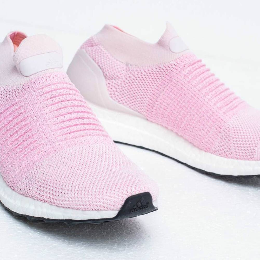 adidas Performance adidas Ultraboost Laceless W Ocru Tint/ True Pink/ Carbon