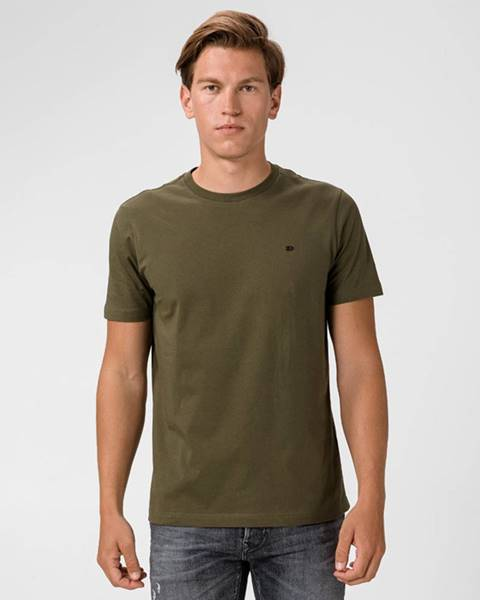 Zelené tričko Diesel