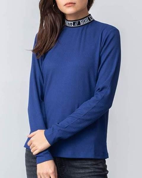 Modré tričko Bibi Chemnitz