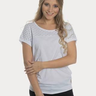 Tričko SAM 73 WT 779 Biela