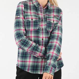 Košeľa Superdry Imogen Lumberjack Check Shirt Farebná