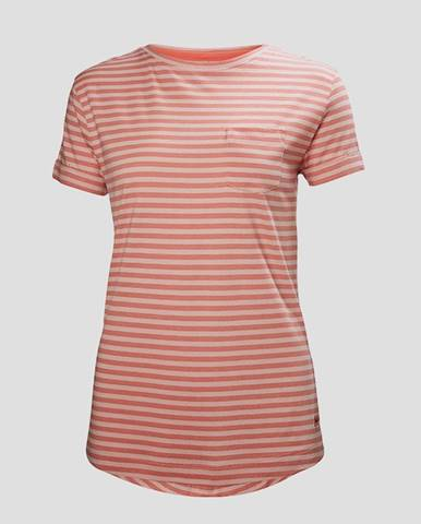 Tričko  W NAIAD T-SHIRT Růžová