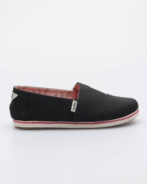 Čierne topánky Paez