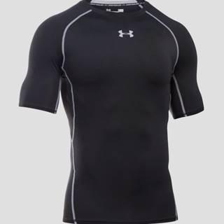 Kompresné tričko Under Armour HG SS Čierna