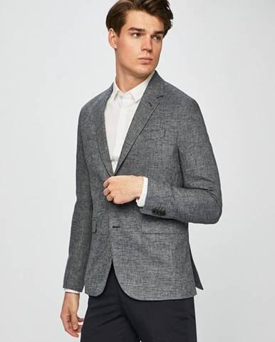Sivé sako s.Oliver Black Label