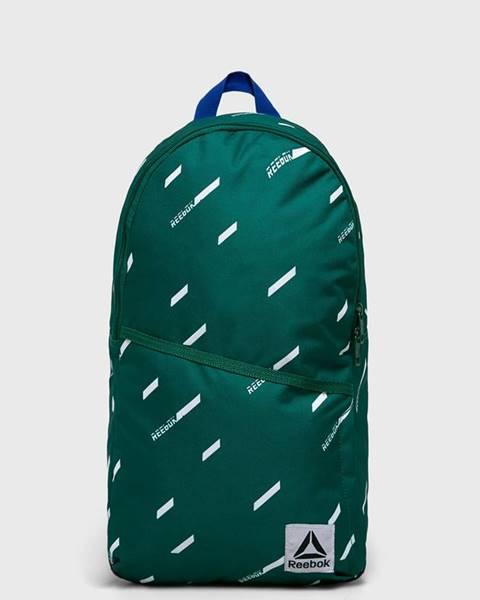 Zelený batoh Reebok