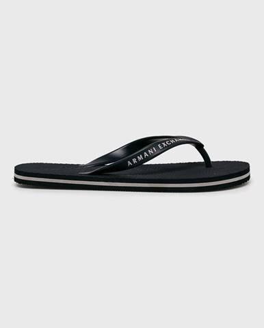 Sandále, žabky Armani Exchange