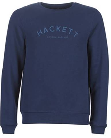 Modrá mikina Hackett