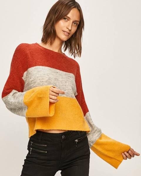 Viacfarebný sveter Noisy May