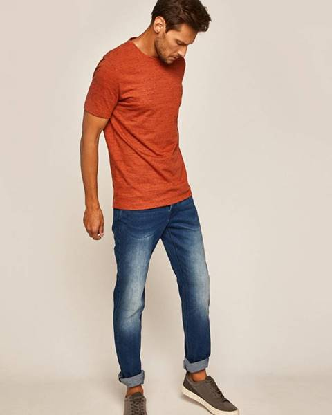 Oranžové tričko MEDICINE