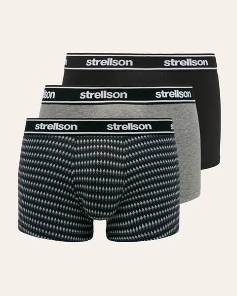 Sivá spodná bielizeň Strellson