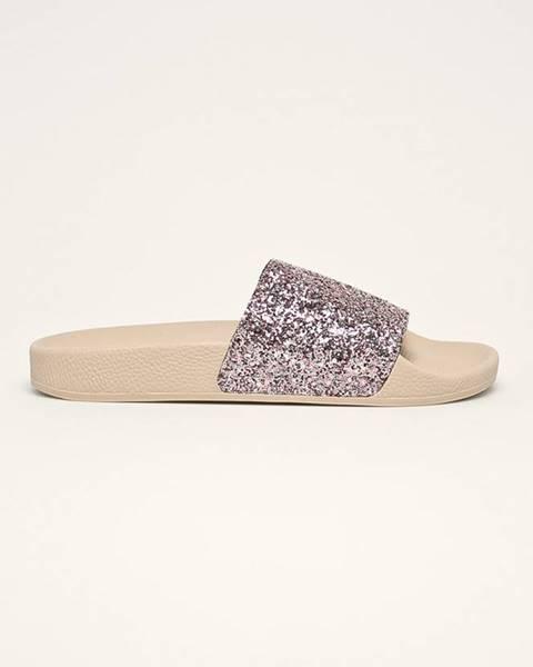 Ružové sandále TheWhiteBrand