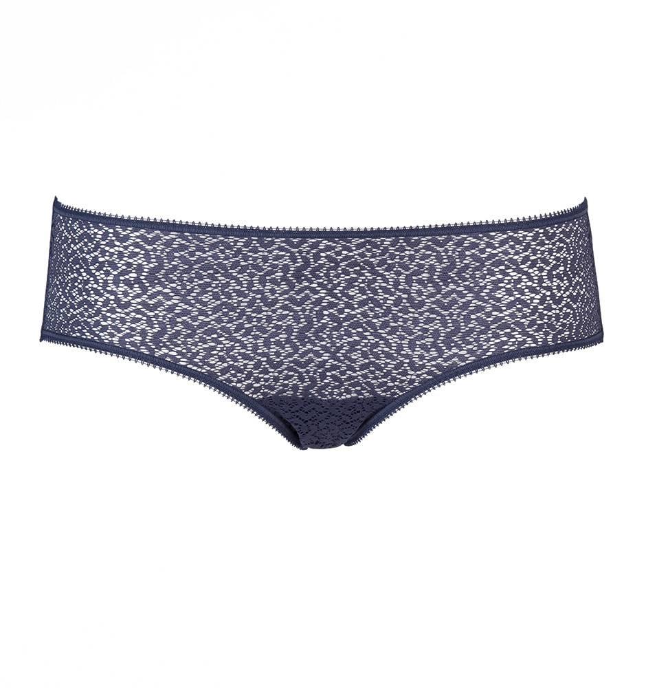 Modern lace modré čipkované...
