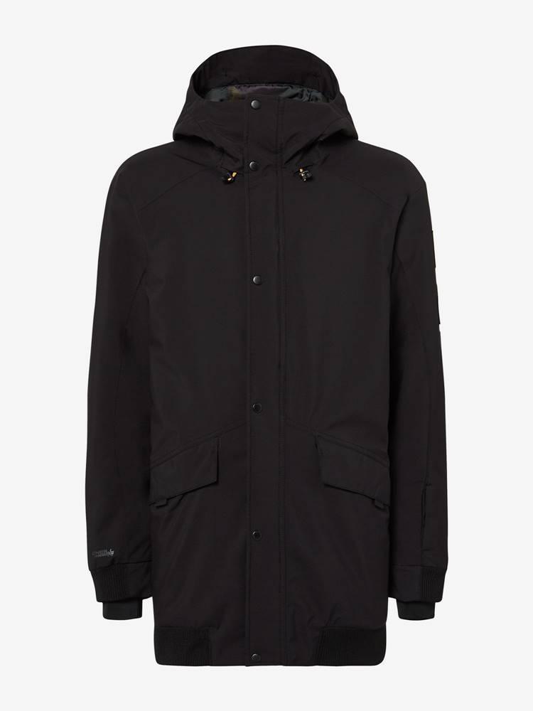O´Neill Bunda O´Neill Pm Decode-Bomber Jacket Čierna