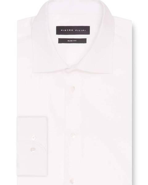 Biela košeľa Pietro Filipi