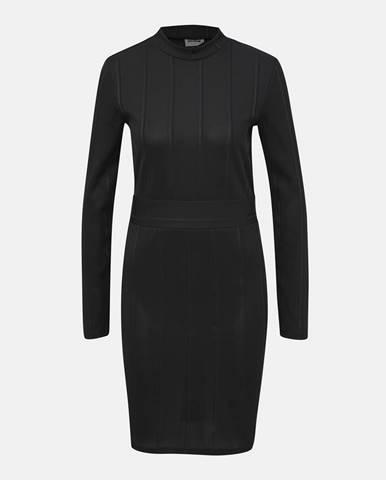 Čierne šaty Noisy May