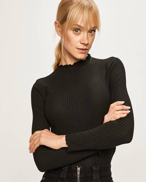 Čierny sveter Only
