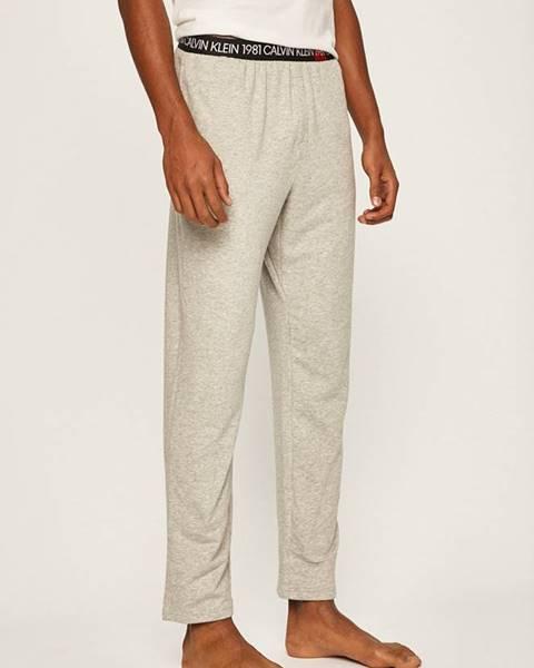 Sivá nočná bielizeň Calvin Klein Underwear