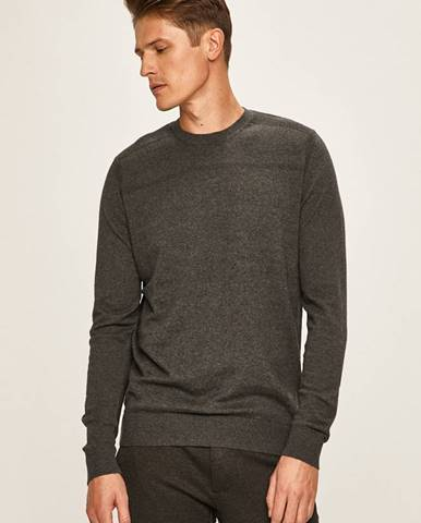 Sivý sveter Selected