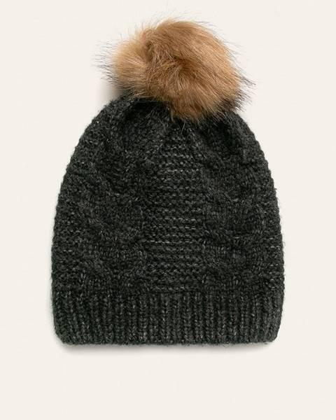 Sivá čiapka Only