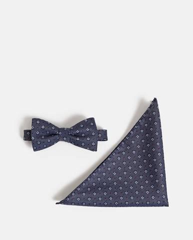 Tmavomodrá kravata Selected Homme