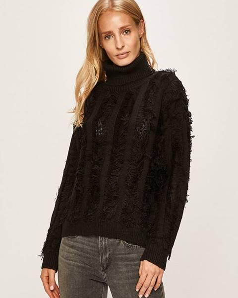 Čierny sveter TALLY WEiJL