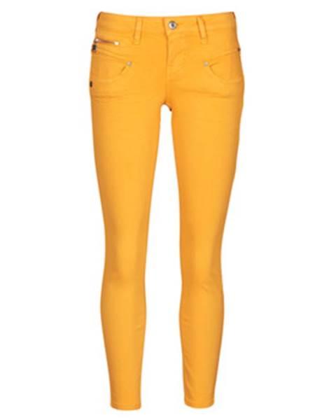 Žlté nohavice Freeman T.Porter