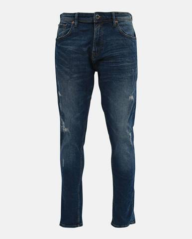 Modré rifle Tom Tailor Denim