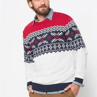 Nórsky pulóver Regular Fit