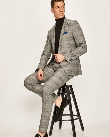 Sivé sako Tom Tailor Denim