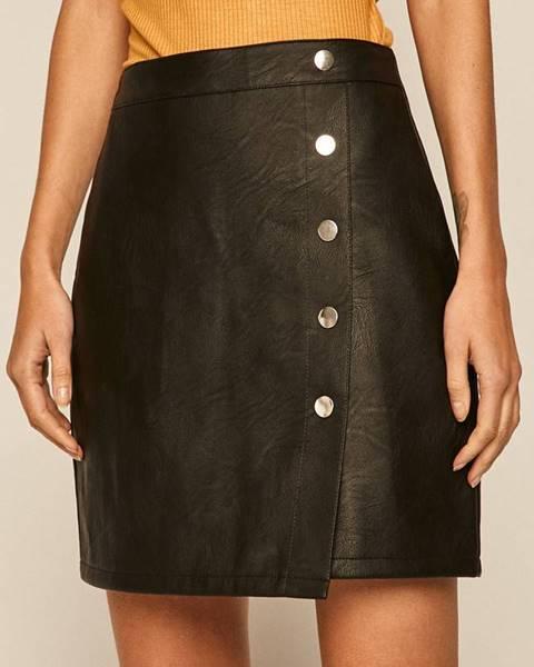 Čierna sukňa MEDICINE
