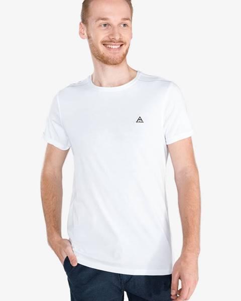 Biele tričko Scotch & Soda