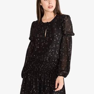 Šaty Liu Jo Čierna