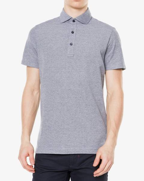 Modré tričko Tommy Hilfiger