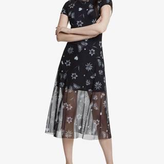 Šaty Desigual Vest Austin Čierna