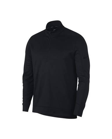 Čierna bunda bez kapucne Nike