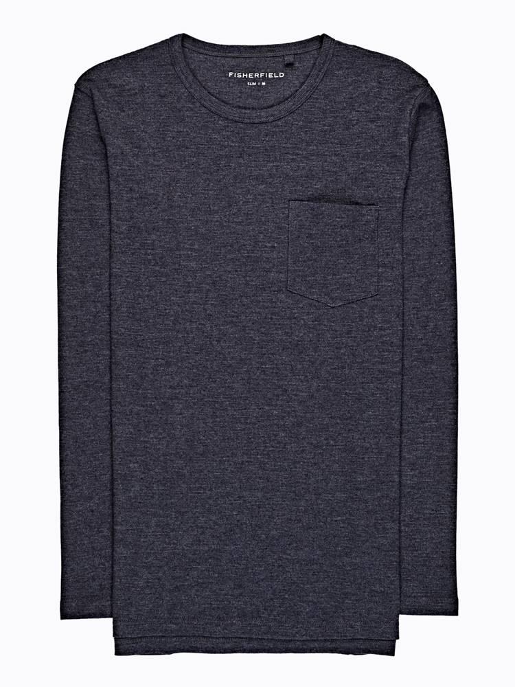 GATE Vafľové tričko