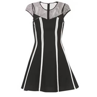 Morgan  Krátke šaty Morgan  RTUS