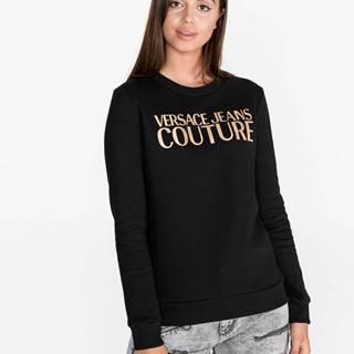 Mikina Versace Jeans Couture Čierna